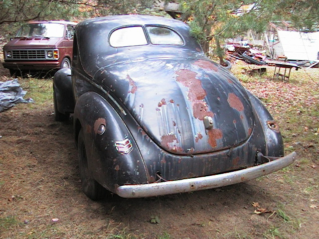 Cars For Sale: 1940 Ford Deluxe Coupe
