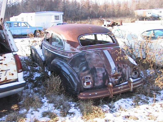 Junk Yard Expeditions: Yard #3 (All Pontiac Yard)